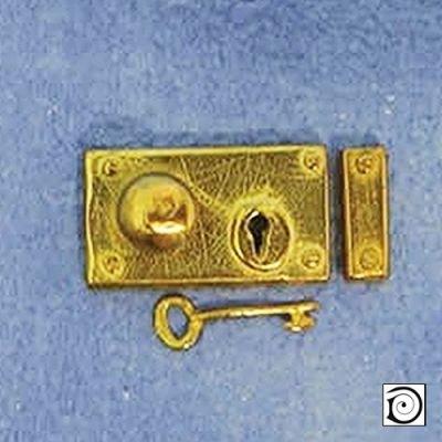 Rim Lock and Key set