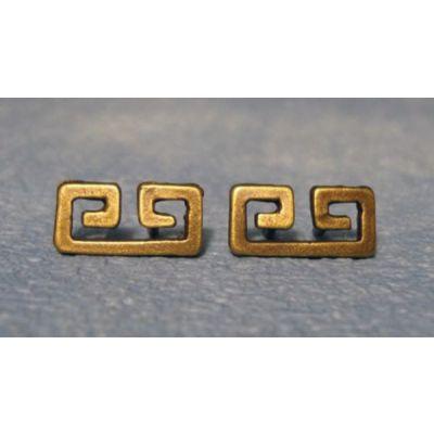 Square Art Nouvea Handles (H3027)