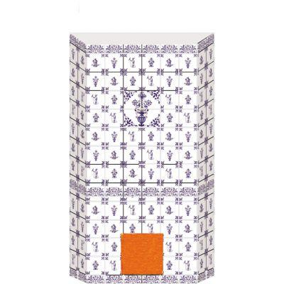 Tiled Oven Sheet Purple