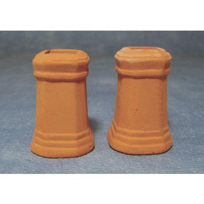 Square Chimney Pots pk2