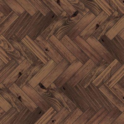 A3 gloss card dark parquet flooring