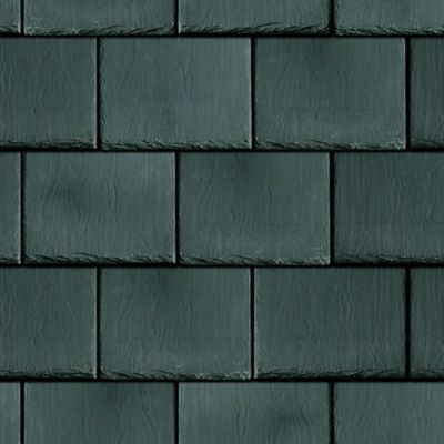 Dark Roof Slate, A3 embossed card