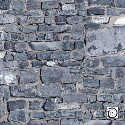 Grey Stone Wall, A3  card