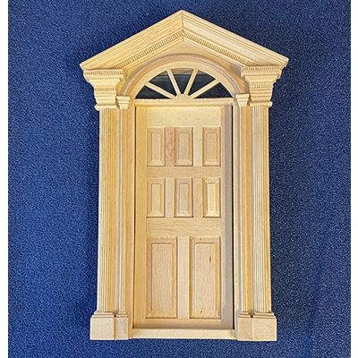 House entrance door