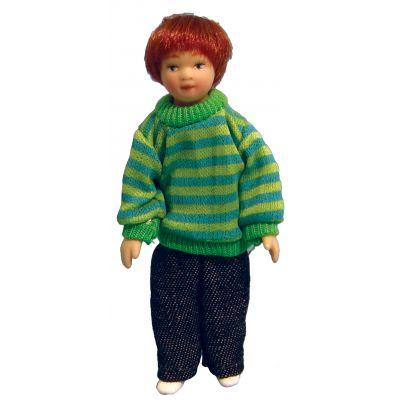 Modern Boy in Sweater