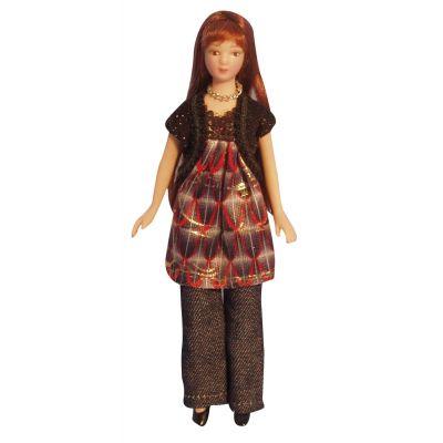 Mod Woman Smock Dress