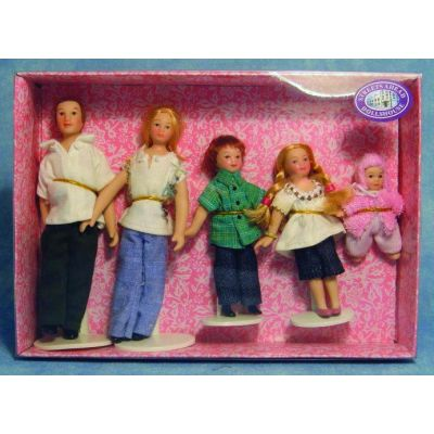 5pc Jeans Family