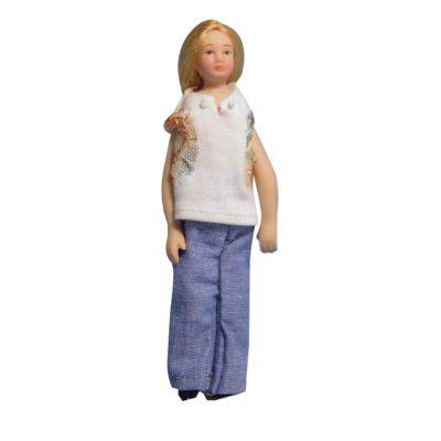 Modern Jeans Woman