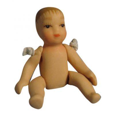 Undressed Tiny Baby