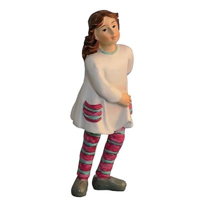 Little Girl, 70mm tall