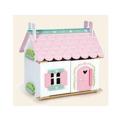 Lily's Cottage with Furniture..BUILT (collection only)