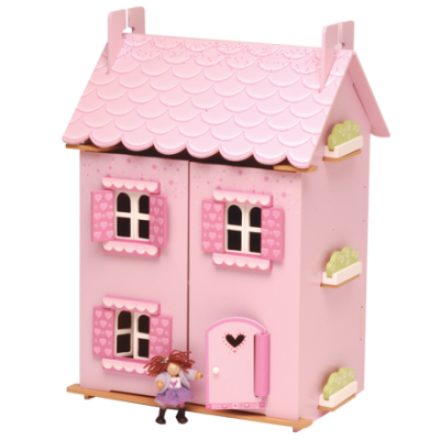 My First Dream House with furniture BUILT...COLLECTION ONLY