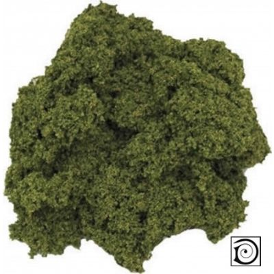 Hedge foliage, medium green