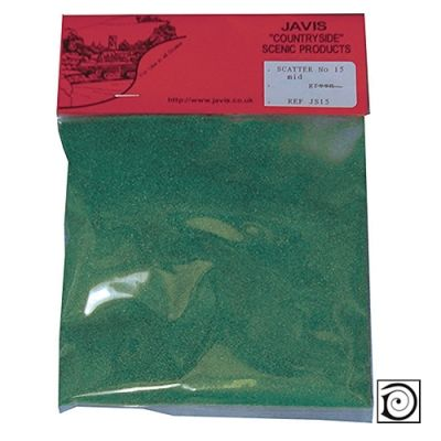 Scatter No 15 Medium Green