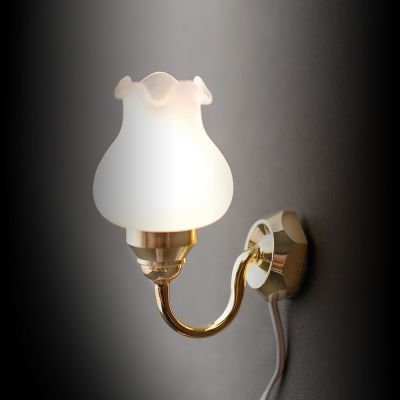 Floral Wall Lamp