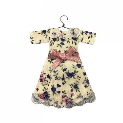 Floral Child's Dress on Hanger