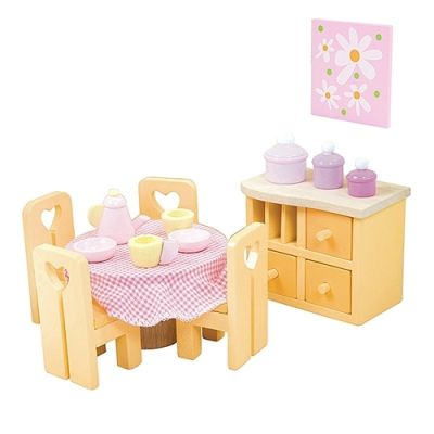 Sugar Plum Dining Room (Lemon Sorbet)