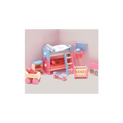Sugar Plum Childrens Room