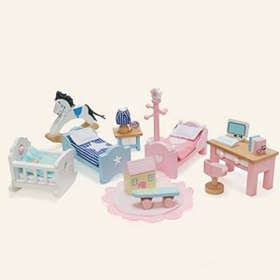 Daisylane Childrens Bedroom, now excluding crib and rocking horse