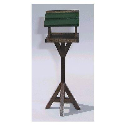 Mahogany Bird Table