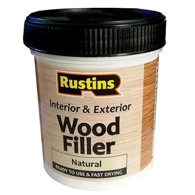 250ml Plastic Wood Filler Natural R007A