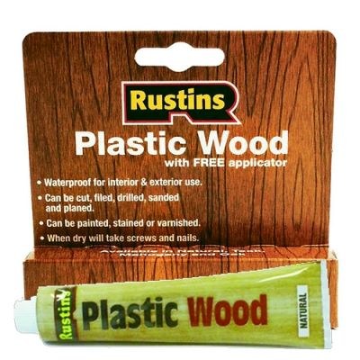 Plastic Wood Filler Natural