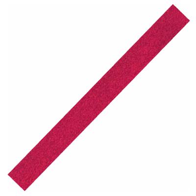 Red Self Adhesive Stair Carpet