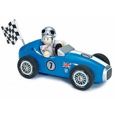 Retro Racer Blue (RARE)