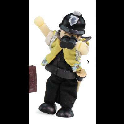 Budkins - Policeman PC Hanson