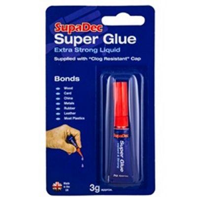 3g Super glue liquid