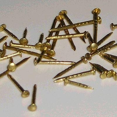 Brass Pins (10mm), 100g bag