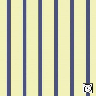Stripe, Dark Blue